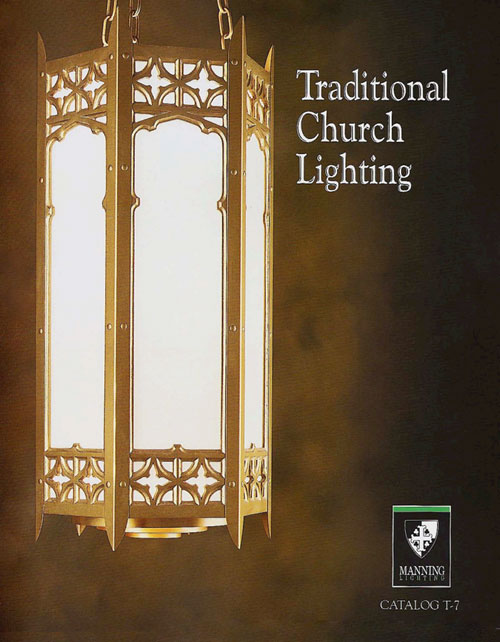 Traditional Church Lighting (Catalog T-7)